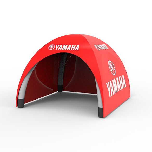 Tente gonflable pour Yamaha