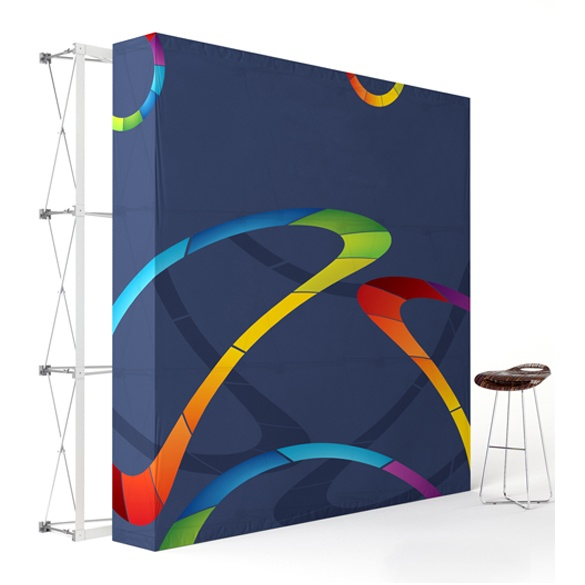 Stand parapluie structure alu